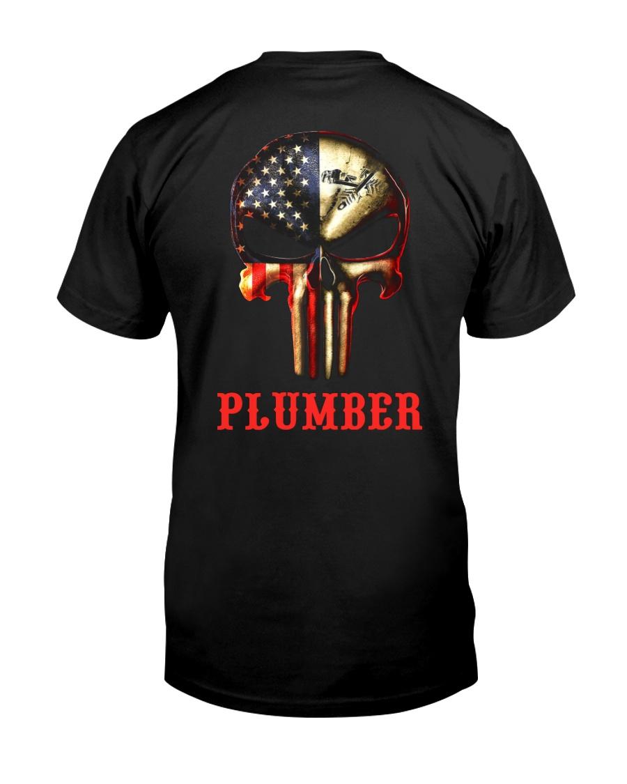 Plumber Skull Classic T-Shirt