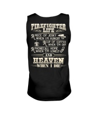 Firefighter Life A Piece Of Jerky When I'm Hungry Unisex Tank thumbnail