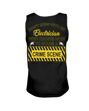Don't Mess With An Electrician  Unisex Tank thumbnail