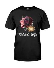 Welder's Wife  Premium Fit Mens Tee thumbnail