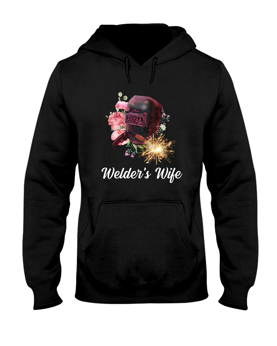 Welder's Wife  Hooded Sweatshirt