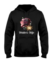 Welder's Wife  Hooded Sweatshirt front