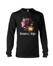 Welder's Wife  Long Sleeve Tee thumbnail