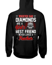 Whoever Said Diamonds Are A Girl's Best Friend Hooded Sweatshirt thumbnail