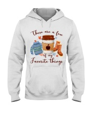 Favorite Things Teacher Hooded Sweatshirt thumbnail