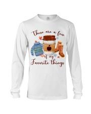 Favorite Things Teacher Long Sleeve Tee thumbnail
