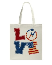 Love Electrician Tote Bag thumbnail