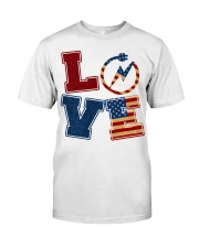 Love Electrician Premium Fit Mens Tee thumbnail