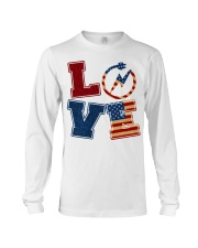 Love Electrician Long Sleeve Tee thumbnail
