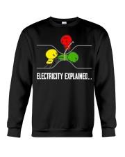 ELECTRICITY EXPLAINED Crewneck Sweatshirt thumbnail