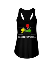 ELECTRICITY EXPLAINED Ladies Flowy Tank thumbnail