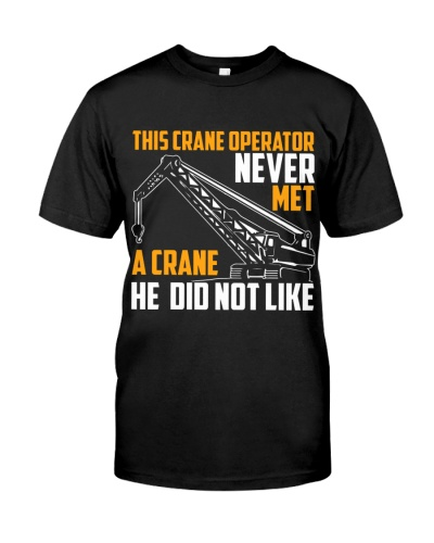 This Crane Operator Never Met A Crane He Not Like