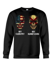 My Hometown Alabama Crewneck Sweatshirt thumbnail
