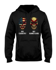 My Hometown Alabama Hooded Sweatshirt thumbnail