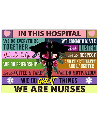 We Are Nurse