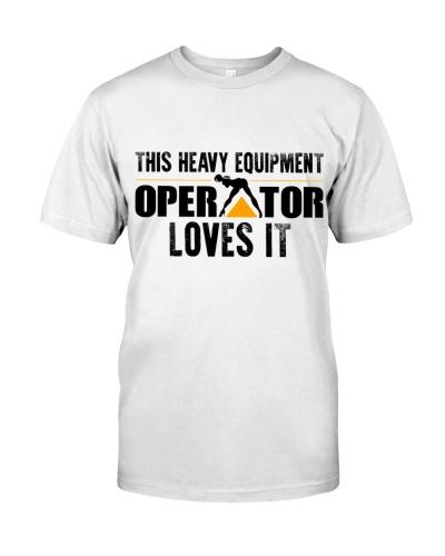 This Heavy Equipment Operator Loves It