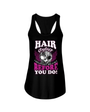Hair Stylist Knows What You Want Before You Do Ladies Flowy Tank thumbnail