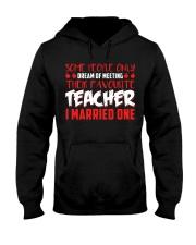 Dream Of Meeting Their Favourite Teacher Hooded Sweatshirt thumbnail
