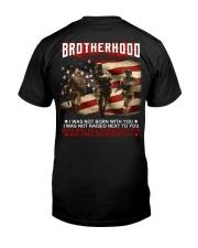 Firefighter Brotherhood Premium Fit Mens Tee thumbnail