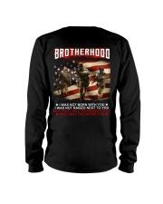 Firefighter Brotherhood Long Sleeve Tee thumbnail