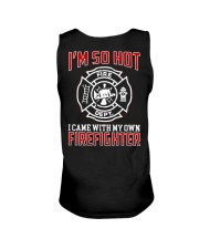 I Came With My Own Firefighter Unisex Tank thumbnail