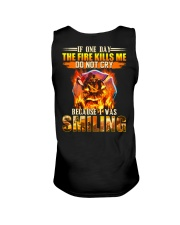 Firefighter I Was Smiling Unisex Tank thumbnail