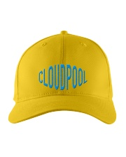 big logo Embroidered Hat front