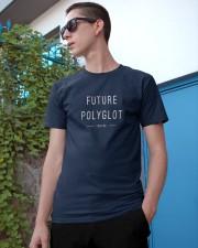Future Polyglot Classic T-Shirt apparel-classic-tshirt-lifestyle-17