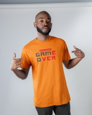 It Is Never Game Over - Ever Classic T-Shirt apparel-classic-tshirt-lifestyle-front-32