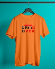 It Is Never Game Over - Ever Classic T-Shirt lifestyle-mens-crewneck-front-3