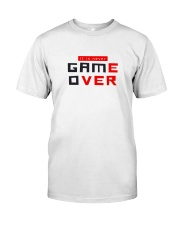 It Is Never Game Over - Ever Classic T-Shirt tile