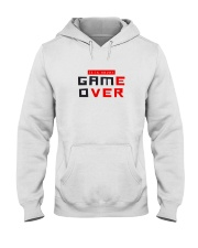 It Is Never Game Over - Ever Hooded Sweatshirt thumbnail