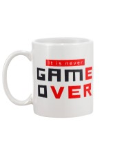 It Is Never Game Over - Ever Mug back