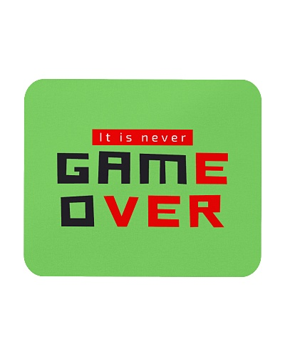 It Is Never Game Over - Ever
