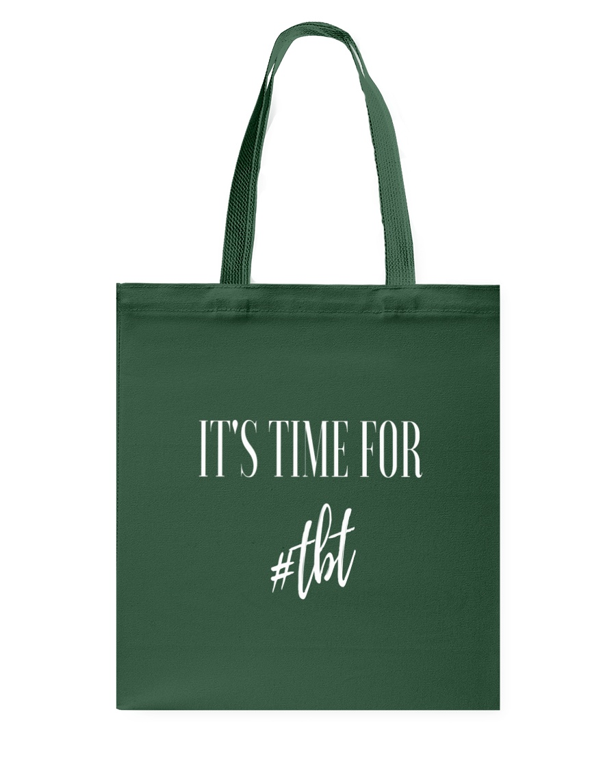 Time For TBT Tote Bag