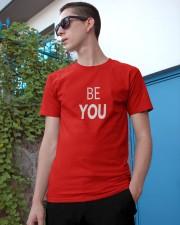 Be You Classic T-Shirt apparel-classic-tshirt-lifestyle-17
