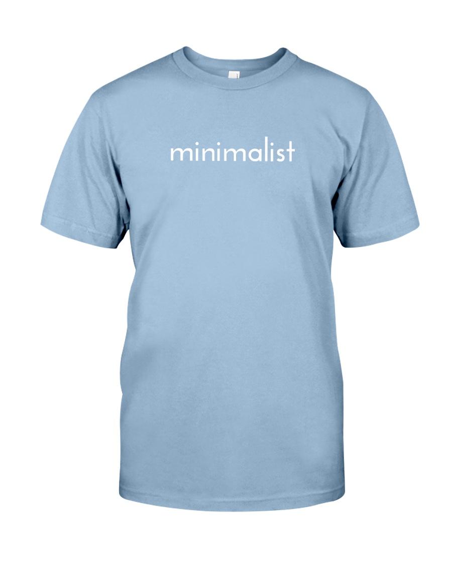 Minimalist Premium Fit Mens Tee