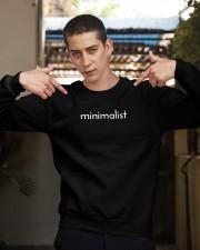 Minimalist Crewneck Sweatshirt apparel-crewneck-sweatshirt-lifestyle-04