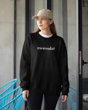Minimalist Crewneck Sweatshirt apparel-crewneck-sweatshirt-lifestyle-front-12
