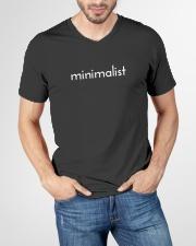 Minimalist V-Neck T-Shirt garment-vneck-tshirt-front-lifestyle-01