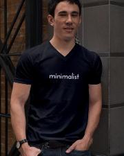 Minimalist V-Neck T-Shirt lifestyle-mens-vneck-front-2