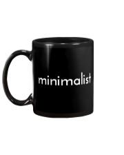 Minimalist Mug back