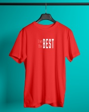 I Am The Best Classic T-Shirt lifestyle-mens-crewneck-front-3