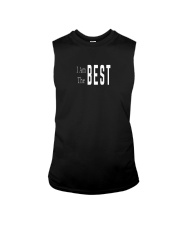 I Am The Best Sleeveless Tee thumbnail