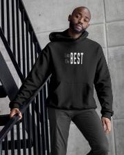 I Am The Best Hooded Sweatshirt apparel-hooded-sweatshirt-lifestyle-front-10