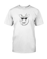 Deer Illustration Classic T-Shirt front