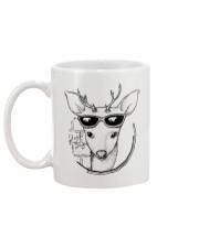 Deer Illustration Mug back