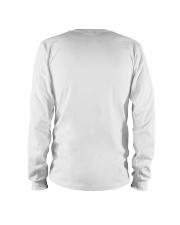 Badass Shirt - Brown Version Long Sleeve Tee back