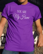You Are My Home Classic T-Shirt apparel-classic-tshirt-lifestyle-28