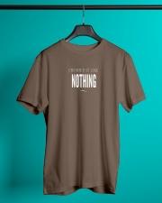 Badass Shirt - White Version Classic T-Shirt lifestyle-mens-crewneck-front-3